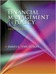 FINANCIAL MANAGEMENT & POLICY