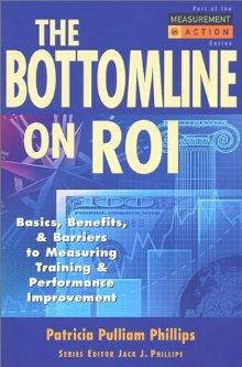 THE BOTTOM LINE OF ROI : BASCIS, BENEFITS, BARRIERS...